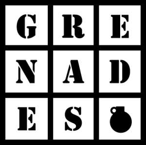 Grenades logo pic