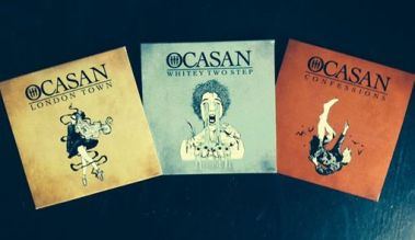 Ocasan three EP's