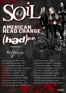 Soil tour poster