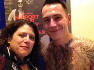 Vik and James Cassells