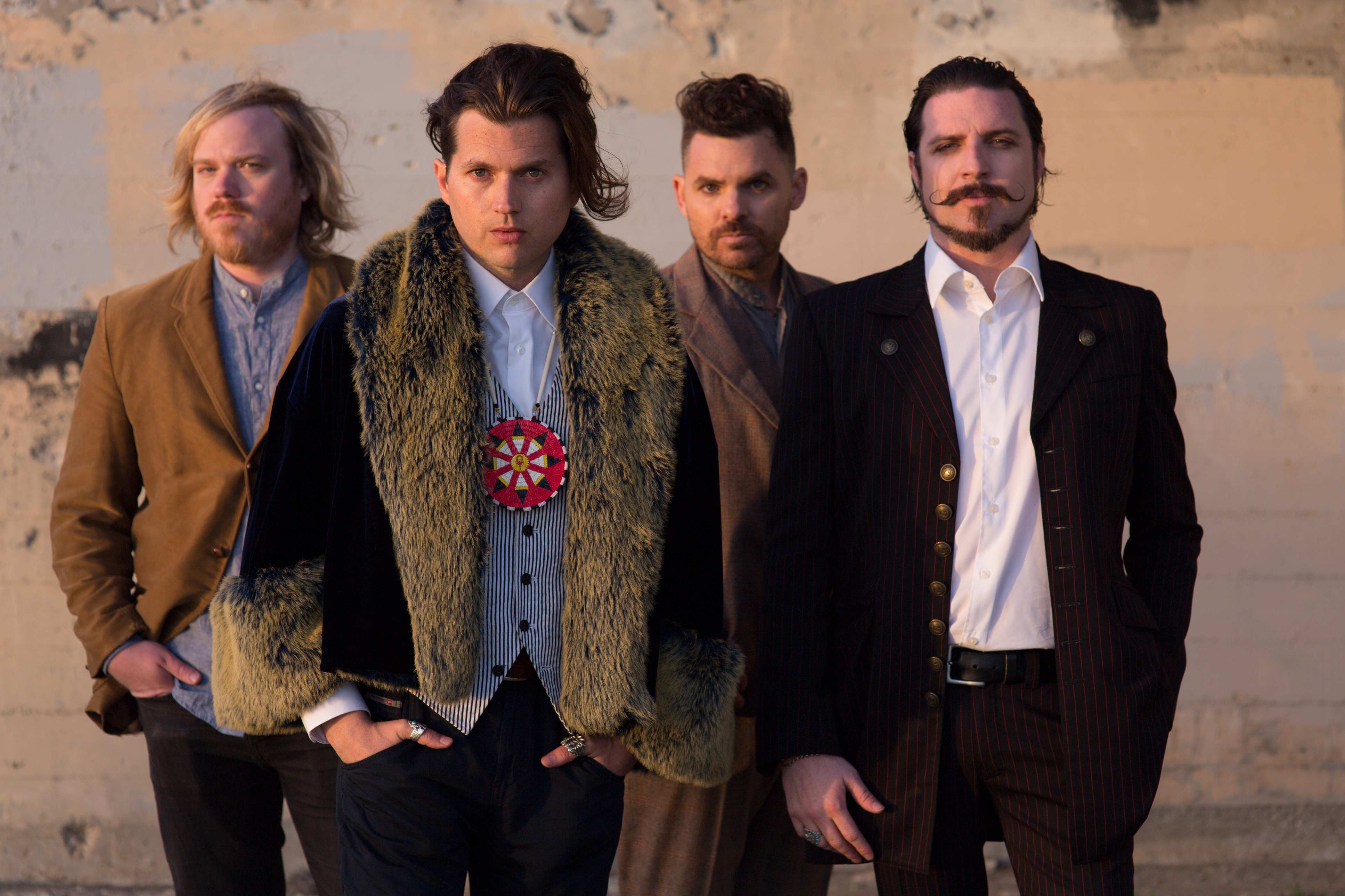 Review of Rival Sons / Blues Pills / Jameson, Portsmouth Pyramids