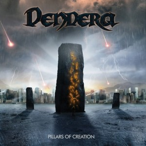 Dendera Pillars of Creation artwork