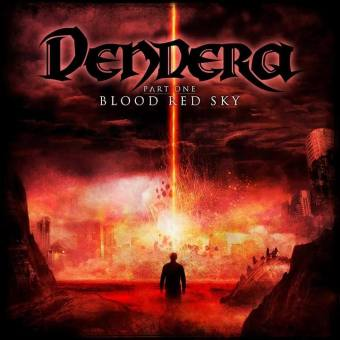 Dendera Blood Red Sky