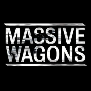 massive wagons logo
