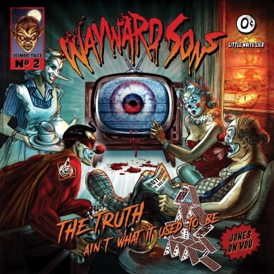 Wayward Sons album cover